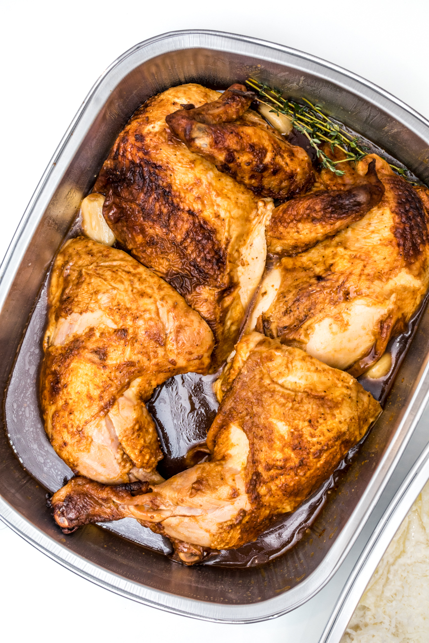 Peruvian Whole Roasted Chicken / Image: Catherine Viox{ }// Published: 12.23.20