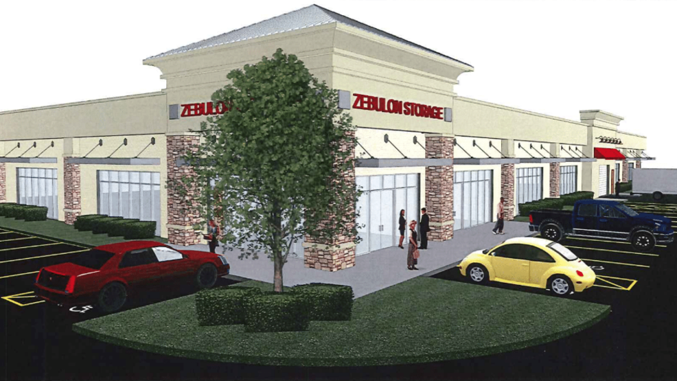 Macon Bibb Planning And Zoning Approves Storage Units, Car Wash For Zebulon  Road