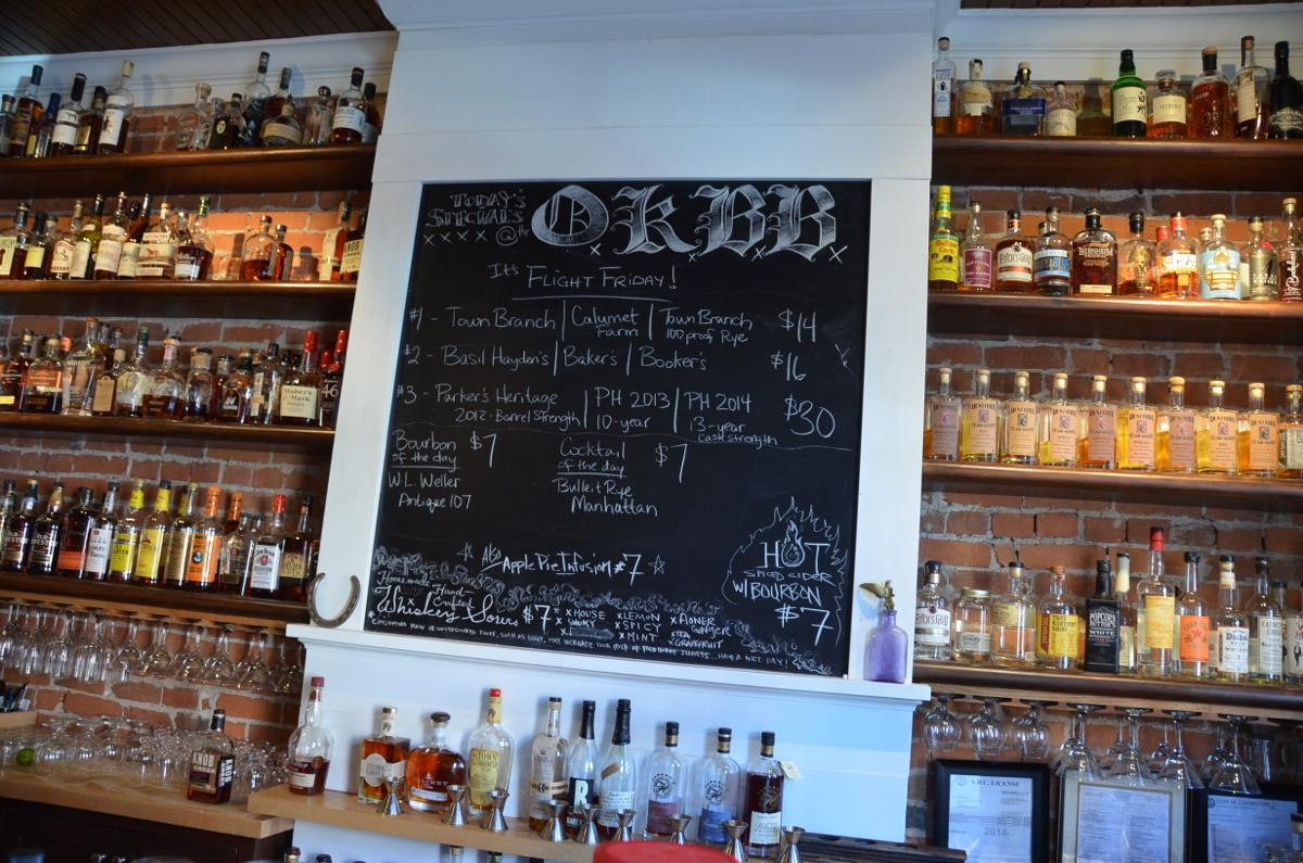 OKBB (a.k.a. Old Kentucky Bourbon Bar) /  Where: 629 Main St, Covington, KY (41011) /  Why: When it comes to the region's favorite drink, these Bourbon-aficionados are the real deal.  --  Image: Leah Zipperstein / Cincinnati Refined
