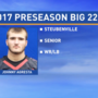 Preseason Big 22 Profile – Johnny Agresta, Steubenville Big Red