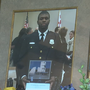 Officer Jamal Shaw honored at vigil in Southeast D.C.