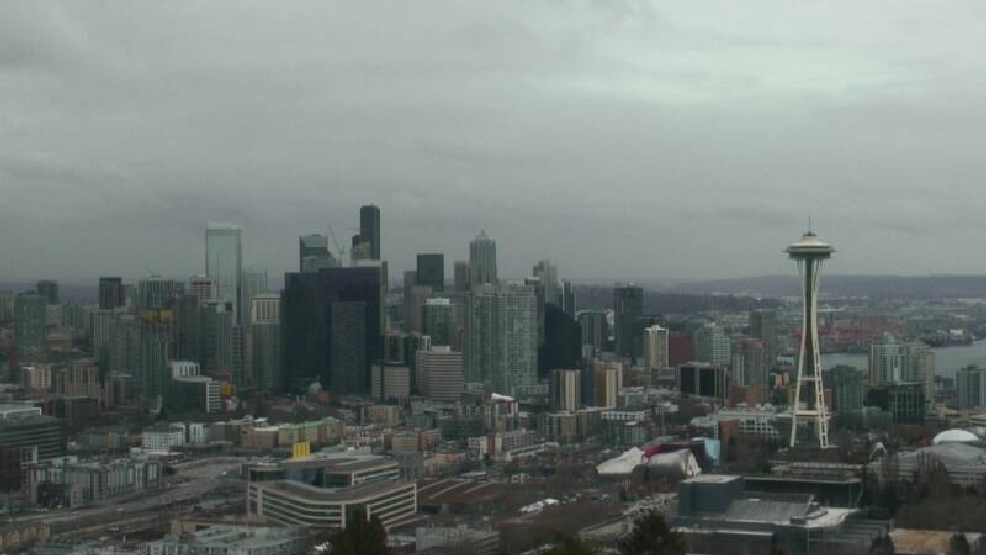 Impress at the water cooler with this gaggle of Seattle winter weather stats