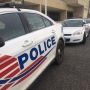 D.C. Police: 2 MPD cruisers crash into each other while chasing suspect in SE