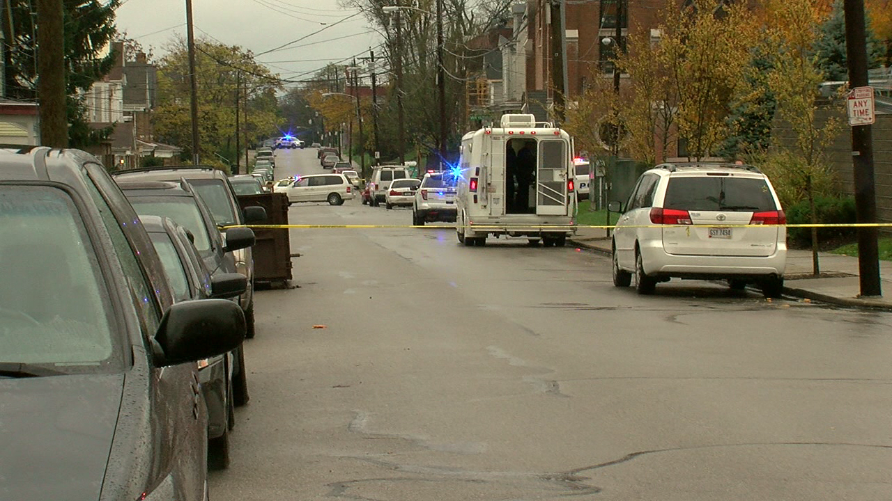 Police say the man was killed in a hit-and-run in which three vehicles were involved  (Adam Robbins, WKRC)