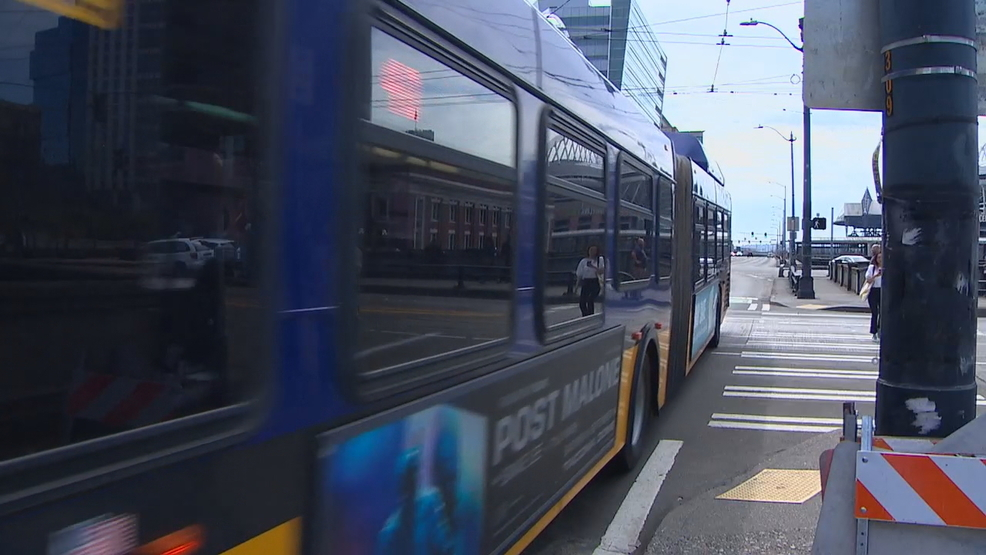 Seattle bus routes to change amid long commute times | KOMO