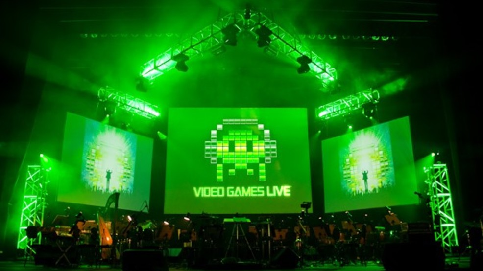 El Paso Symphony Orchestra performs Video Games Live