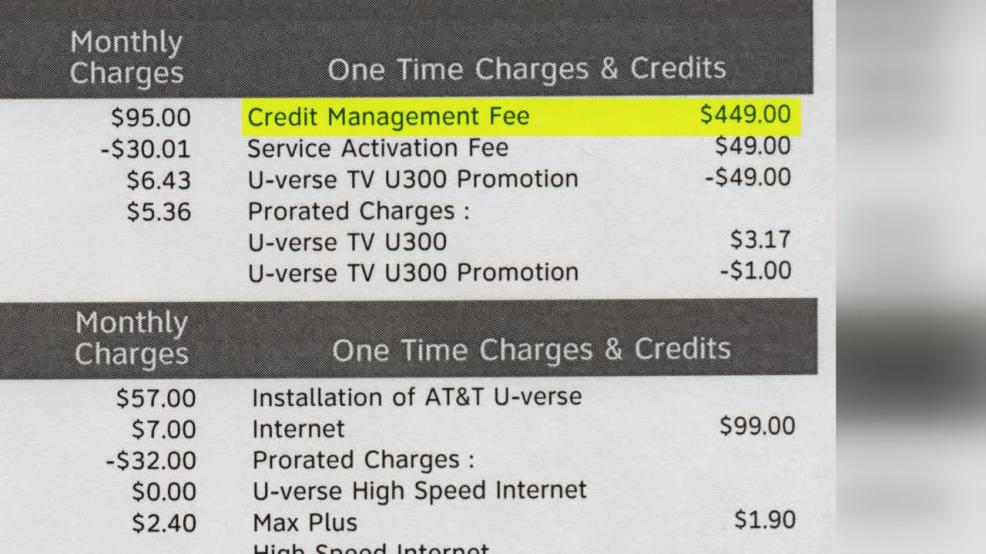 at&t activation fee refund