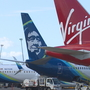 Alaska Airlines reaches milestone in takeover of Virgin America