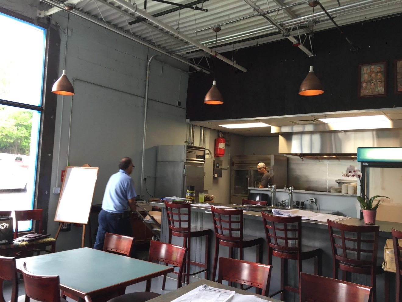 Little Bee Thai opens in downtown Asheville (Photo credit: WLOS staff)