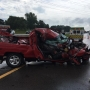 Crash on U.S. 131 near West Main in Kalamazoo