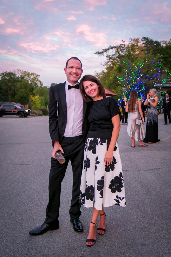 Scott & Laura Salyers{ }/ Image: Mike Bresnen // Published: 9.15.18
