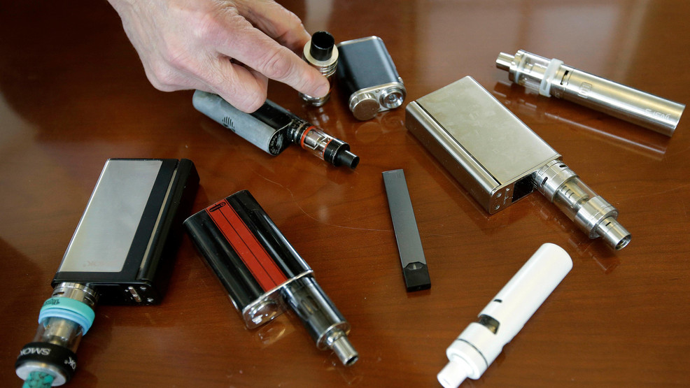 Study says vaping by kids isn't up, but some are skeptical.jpg