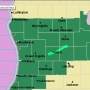 Flood watch issued for some counties