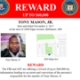 FBI: $60K reward in case of D.C. sergeant killed in west Baltimore