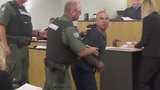 Man accused of hitting son has violent outburst in Clark County courtroom