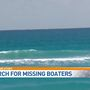 Coast Guard searches for 3 people at sea near Lake Worth