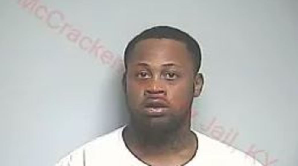 St. Louis, MO man arrested in KY wanted for parole violation (PADUCAH PD).JPG