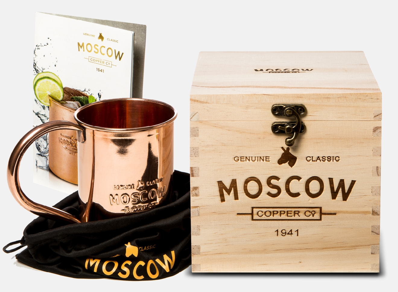 It's a drink that's been known to spur otherwise law-abiding guests into absconding with the glassware -- an icy, spicy concoction that mixes up quickly and goes down even more easily. Of course, we're talking about the Moscow Mule, which is celebrating its 75th anniversary this year. (Image: Courtesy  Moscow Copper Co)
