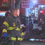 Man, woman injured overnight in downtown Seattle crash