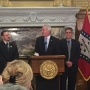 Arkansas bill signed expanding where concealed guns allowed