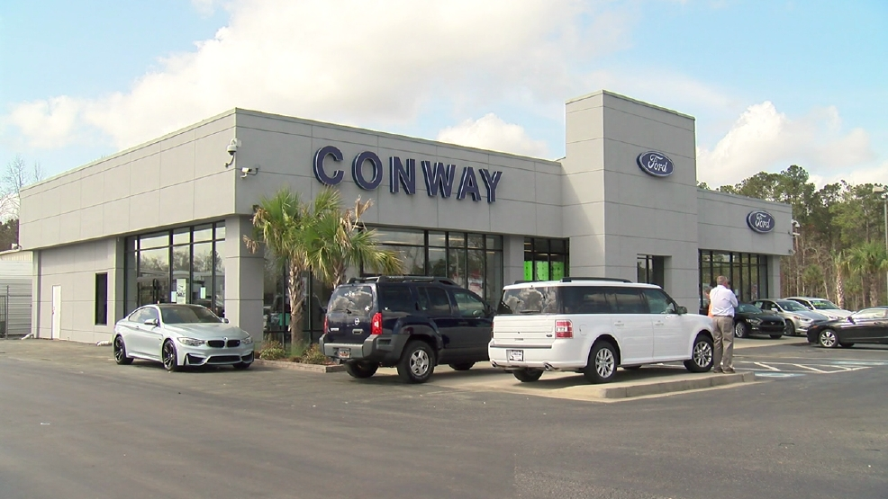 myrtle beach woman wins car or money from conway ford. Black Bedroom Furniture Sets. Home Design Ideas