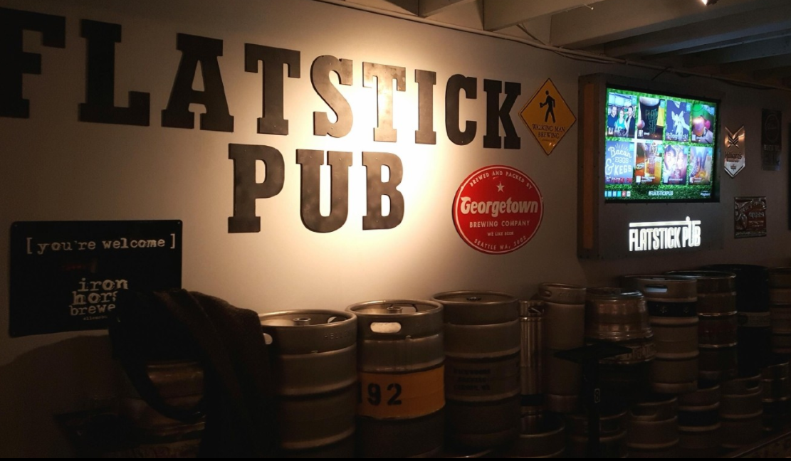 Flatstick 3.0, slated to open in spring,  will be the largest of all locations - 11,000 square feet of pure put-put golf and beer heaven. ~bLiSs~ (Image courtesy of Jake George).