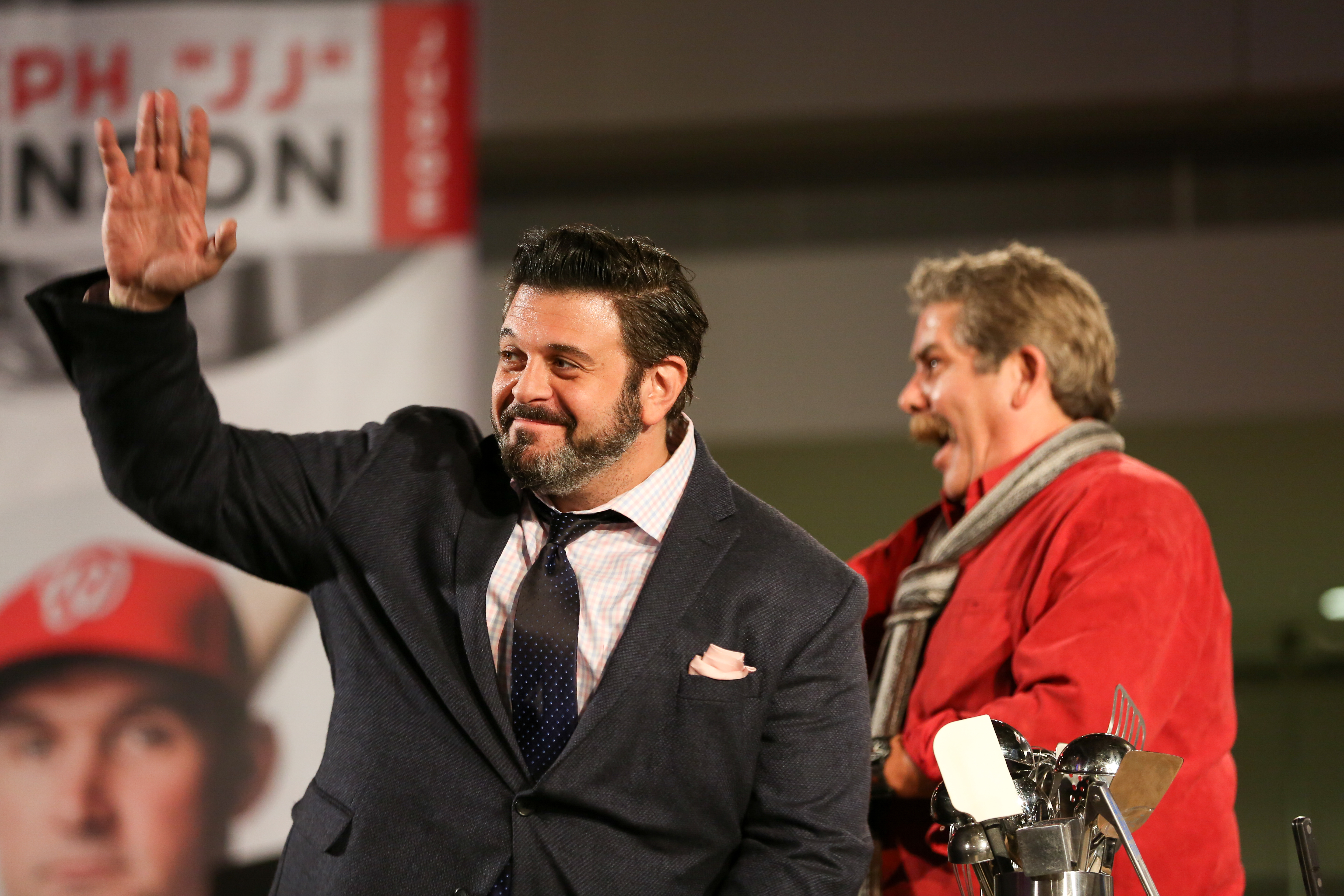 Judge Adam Richman (Amanda Andrade-Rhoades/DC Refined)
