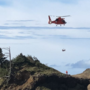 Two teenagers airlifted from cliff in Lincoln City