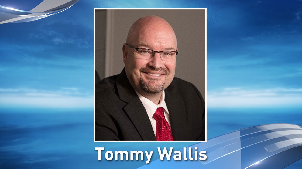 Kirbyville CISD superintendent Tommy Wallis