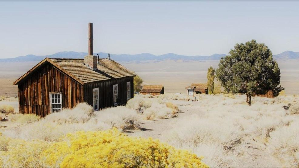 'Arrested decay': Nevada park features preserved 19th-century town, prehistoric fossils