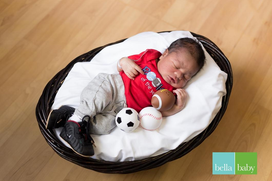 Jakyi, our Baby of the Day for November 16, 2015. Photo courtesy of Palms West Hospital and Bella Baby Photography