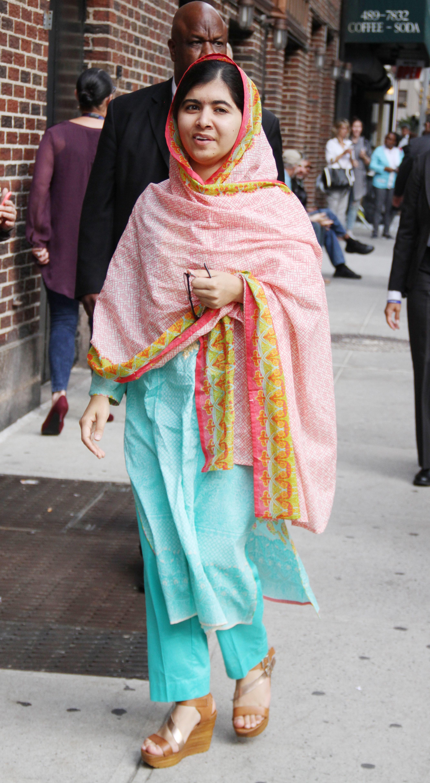 Nobel Prize Winner Malala Graduates High School Joins