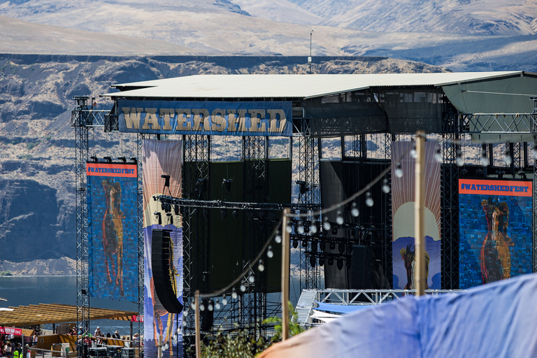 Watershed Music Festival 2018 at The Gorge Amphitheatre. (Photo by David Conger / davidconger.com)