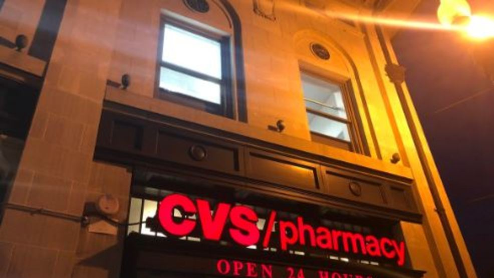 d c police cvs in dupont circle robbed drugs stolen wjla