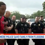 VIDEO: Officers describe rescue of family of 12 in Florida