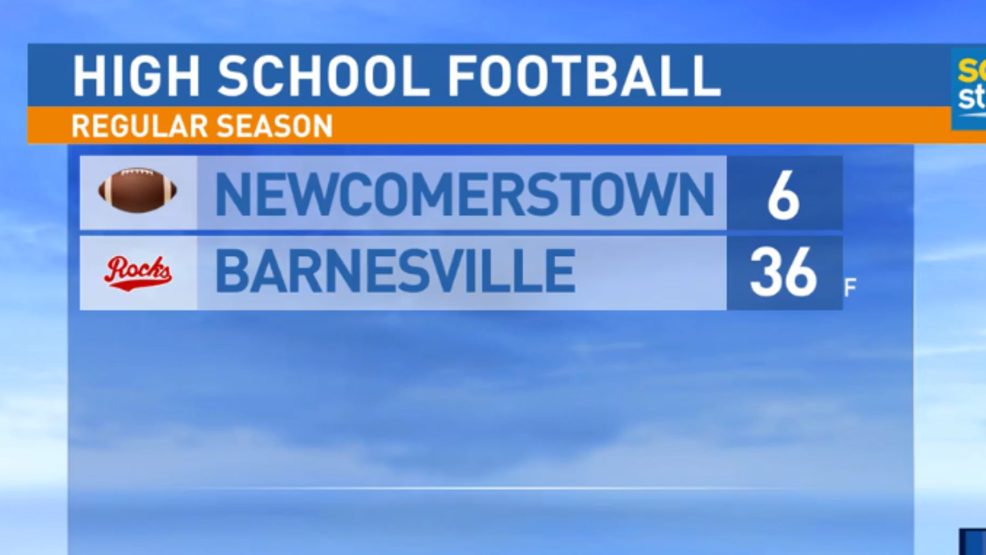 8.24.18 Highlights: Newcomerstown at Barnesville