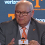Report: New Vols AD Fulmer has list of football coach candidates