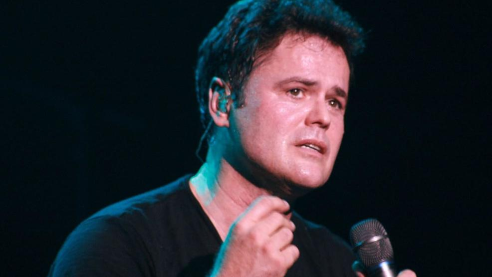 Donny Osmond among 200 people to crash on Utah roads during snow storm
