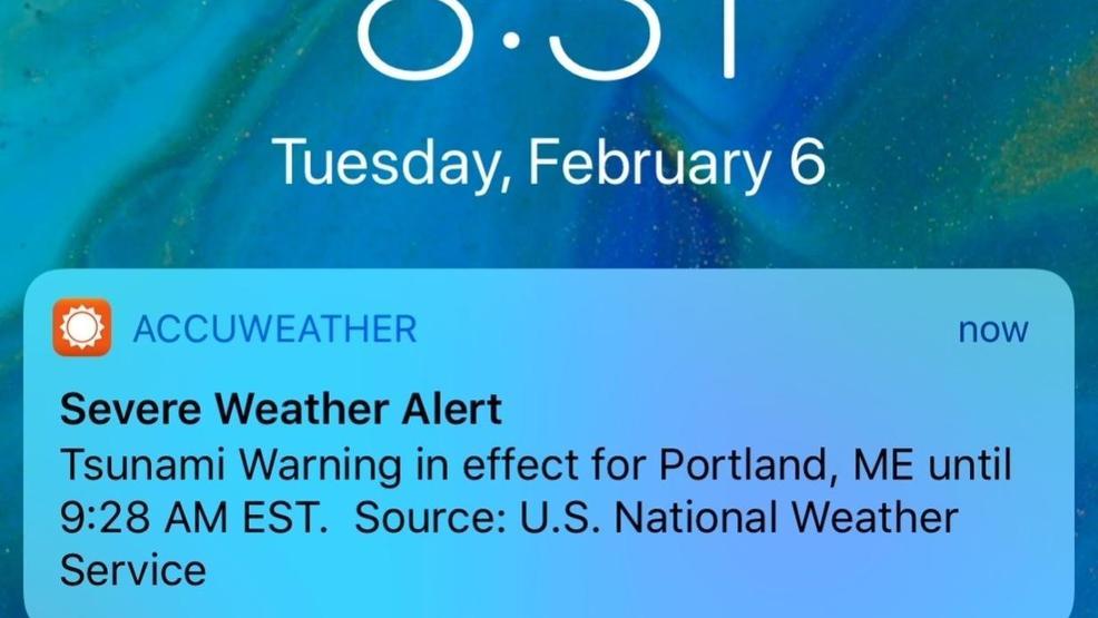 National Weather Service: No East Coast tsunami warning