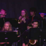 Local high school jazz bands perform at Xerox International Jazz Festival