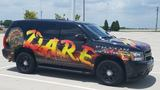 Law enforcement agencies across Green Country battle for best car in D.A.R.E competition