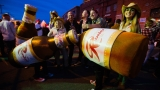 "Photos: Seattle celebrates Rainier Beer on ""R-Day"""