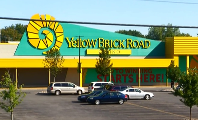 Yellow Brick Road Casino in Chittenango (CNYCentral File Photo)<p></p>
