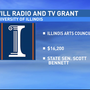 University of Illinois receives grant from Illinois Art Council