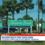 Citizens complain after abrupt sign removal in Navarre