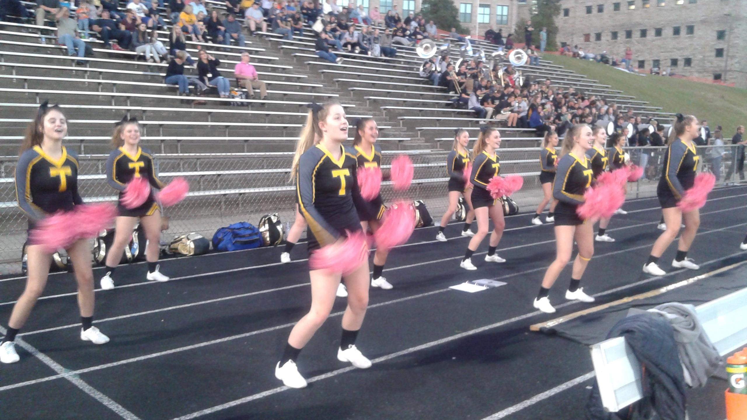 Tuscola vs Asheville, 10-06-2017
