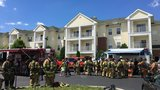 Residents displaced after fire at Lebanon senior apartment complex