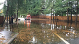 'Significant flooding' inundates Mill Creek neighborhood, closes streets