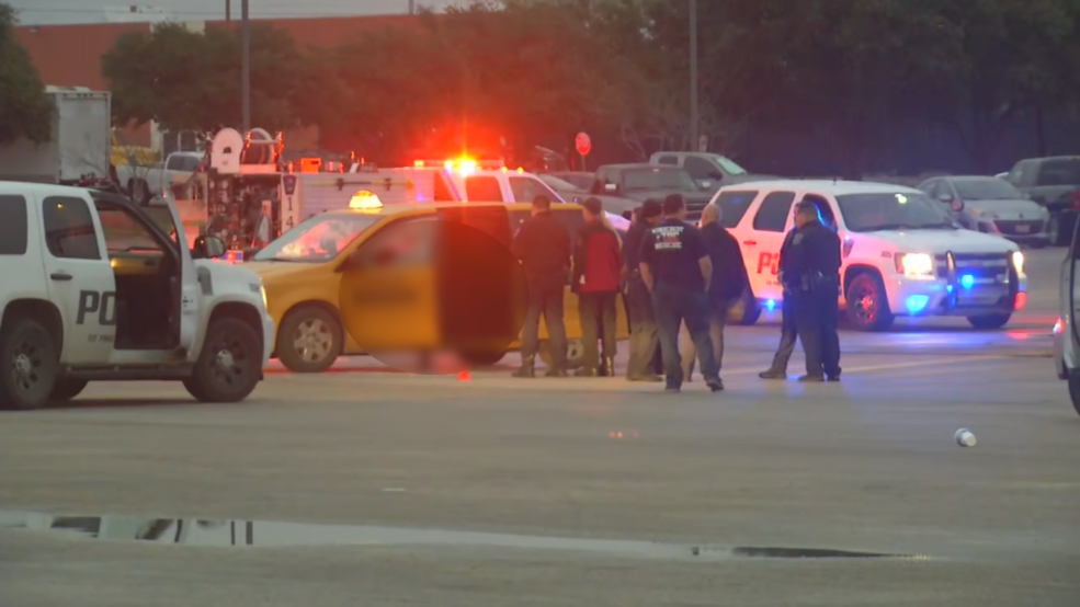Taxi San Antonio >> Cab Driver Killed Inside Taxi Parked Outside Windcrest Thrift Store