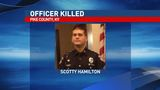 Kentucky police officer killed in the line of duty; no suspect named